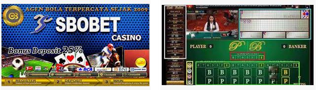 Cara mudah untuk menang live casino sbobet