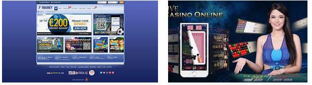 Investasi dari kemenangan casino online sbobet