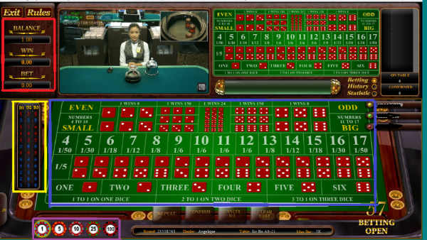 Live casino dengan kemenangan terbesar di sbobet indonesia