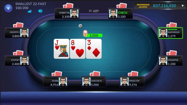 Menang berlimpah di poker online sbobet