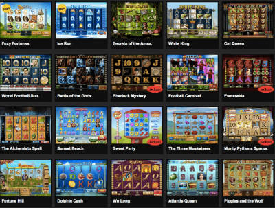 Slots yang mudah dimainkan di sbobet